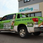 Easy Fitness - Autobeschriftung