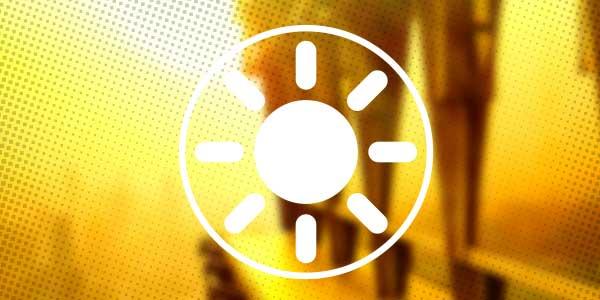 teaser-Sonnenschutzfolie